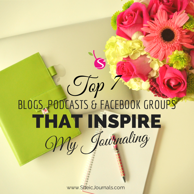 Top 7 Resources Inspire Journaling